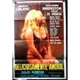 Libertad Leblanc La Diosa Rubia Afiche Cine Orig 1969 N362