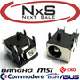 Conector Dc Jack Power Bangho Commodore Asus Bgh Zona Norte
