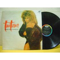 Tina Turner - Rompe Todas Las Reglas - Lp Vinilo 1986