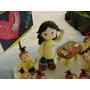 Souvenirs Egresaditos-infantil-jardin Infante