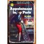 Libro En Inglés: Appointment In Paris / Fay Adams