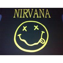 Remera Nirvana Carita