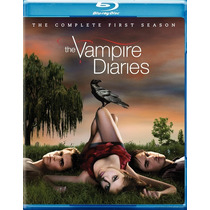 Blu-ray The Vampire Diaries Season 1 / Temporada 1 Completa