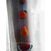 Colgante Para Cocina Frutas Amigurumi Crochet