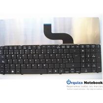 Teclado Acer Aspire 5536 5552 5810 5542 7735 5738 Negro Sp