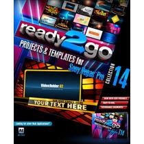 Proyectos Editables Para Sony Vegas Ready2go Vol. 14