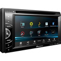 Estereo Doble Din Pioneer Avhx2500bt Bluetooth Aux Mp3 Dvd