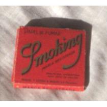 Papel Para Armar Cigarrillos De Colección Marca Smoking