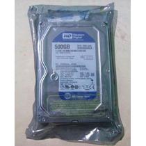 Disco Rigido Wd Samsung Toshiba 500gb 2,5 Sata2 Notebook Ps3