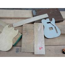 Oferta ! Madera Guindo Para Telecaster Ideal Luthier
