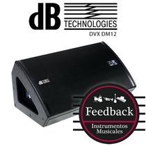 Db Technologies Dvx Dm12 - Monitor De Escenario Activo