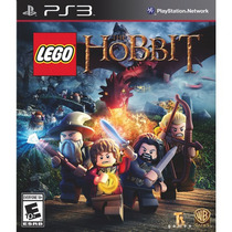 Lego The Hobbit The Videogame Ps3 Español Nuevo Sellado