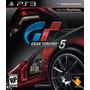 Gran Turismo 5 Ps3 Original Nuevo Disco Físico