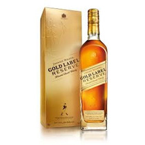 Whisky Johnnie Walker Gold Label Reserve 750 En Estuche