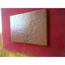 10 Ceramicas Rusticas Esmal Rugoso A Fuego 30x20x1cm Espesor