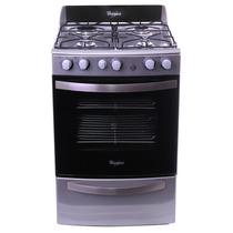 Cocina Whirlpool Wfx 56 X Acero Inoxidable Excelente!!!