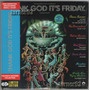 2 Cds - Thank God It's Friday Donna Summer Vinyl Replica Ori