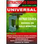 Extractor Diodos Alternador Universal Placa Diodos Marcas