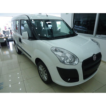 Fiat Doblo Active Pack Family 2014 Okm A Patentar
