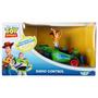 Toy Story Disney Radio Control 6 Funciones Con Muñeco Buzz