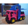 Antiguo Juguete, Camion A Friccion Formula Truck,mecanismos