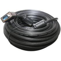Cable Vga (db-15) A Vga (db-15) 15 Metros. Alta Calidad