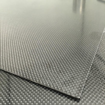 Panel Fibra De Carbono 2 Caras+core. 420x600x1.8mm