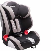 Butaca Silla Seguridad Infantil Sparco F1000k Ajustable 36kg