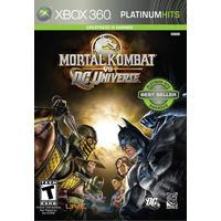 Mortal Kombat Vs Dc Universe Platinum Hits Nuevo Sellado