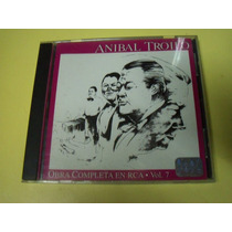 Cd Anibal Troilo Obra Completa En Rca Vol.7 Impecable