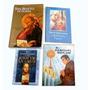 4 Libros San Benito San Pascual Santa Lucia Juan De La Cruz