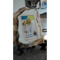 Papa Francisco Piedra Carrara Italiana