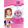 Minnie Deco Mesa Adorno Mouse Mickey Nena Cumple Tematica