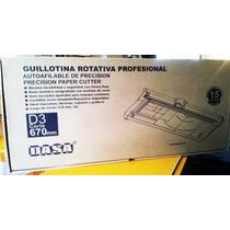 Guillotina Dasa Rotativa Profesional Serie D 3 670mm A2
