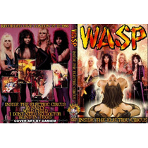 Wasp - Inside The Electric Circus London 86 - Dvd