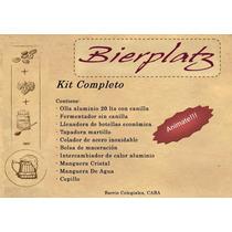 Kit De Equipos Para Cerveza Artesanal - Completo