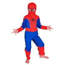 Disfraz Del Hombre Araña (spiderman) 2014 Marvel
