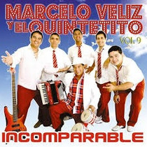 Marcelo Veliz Y El Quintetito Incomparable (cd Nuevo)