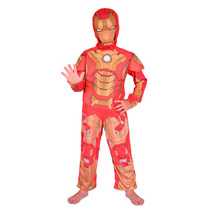 Disfraz De Iron Man Original Varios Talles Original New Toys