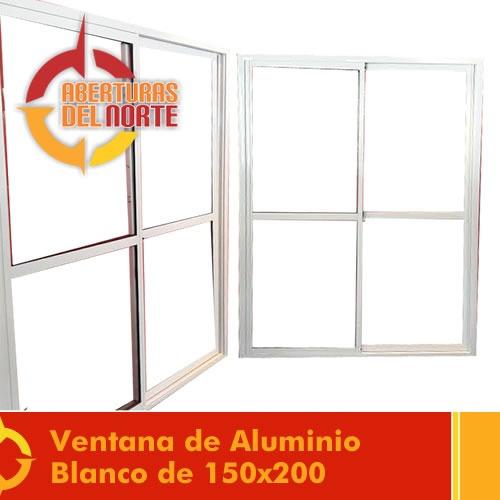 Precio ventana aluminio cheap el precio de la publicacion for Cerramientos de aluminio precio por metro cuadrado