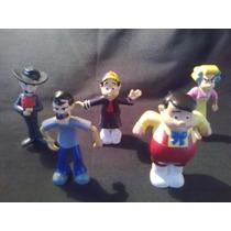 Muñecos Del Chavo Del 8 Mc Donalds
