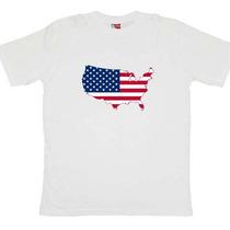 Remera Y Buzos Estampados Pais Usa Eeuu Estados Unidos!