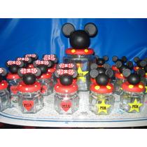 Souvenirs Golosineros!! Mickey-minnie,sapo Pepe, Pepa Y Mas!