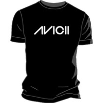 Remera Estampada Ploteada Sublimada Avicii