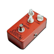 Pedal Joyo Jf03 Crunch Distortion Para Guitarra