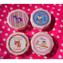20 Jabones Souvenirs Personalizados Baby Shower Nacimientos