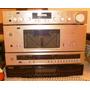 Amplificador Sintonizador Ecualizador Sansui 77 Teac Año ´80