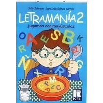 Letramania 2-edit. Kel- Nuevos Originales