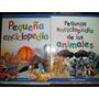 Pequeña Enciclopedia , Los Tres Tomos!!! ( Coleccion )