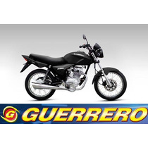 Cg No - Guerrero Gc 150 Cc Oferta Lanzamiento